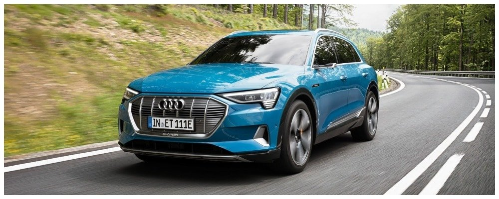 luxury audi e-tron for sale in toronto, on