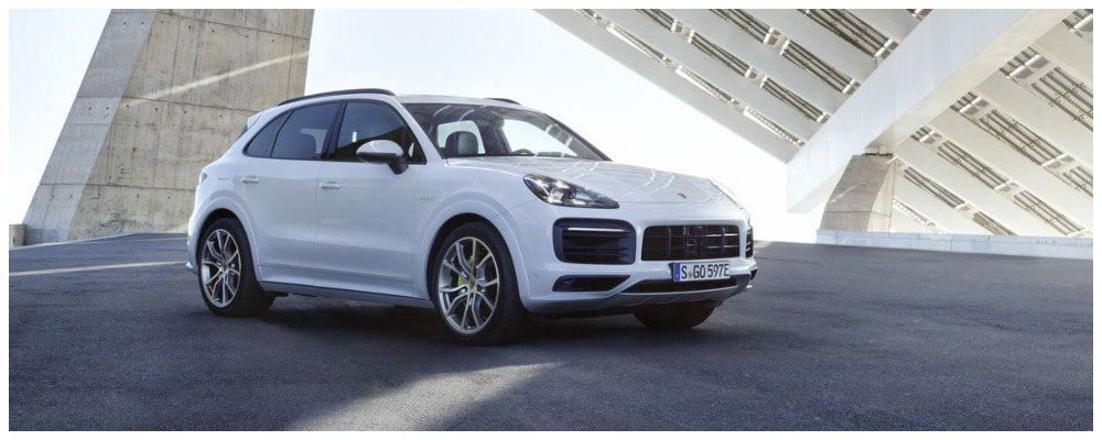 porsche cayenne e-hybrid for sale in toronto