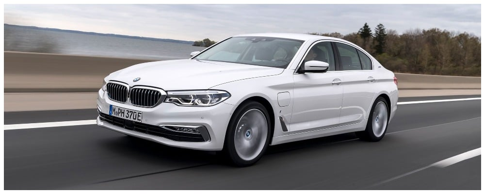 bmw 530e plug-in hybrid for sale in toronto