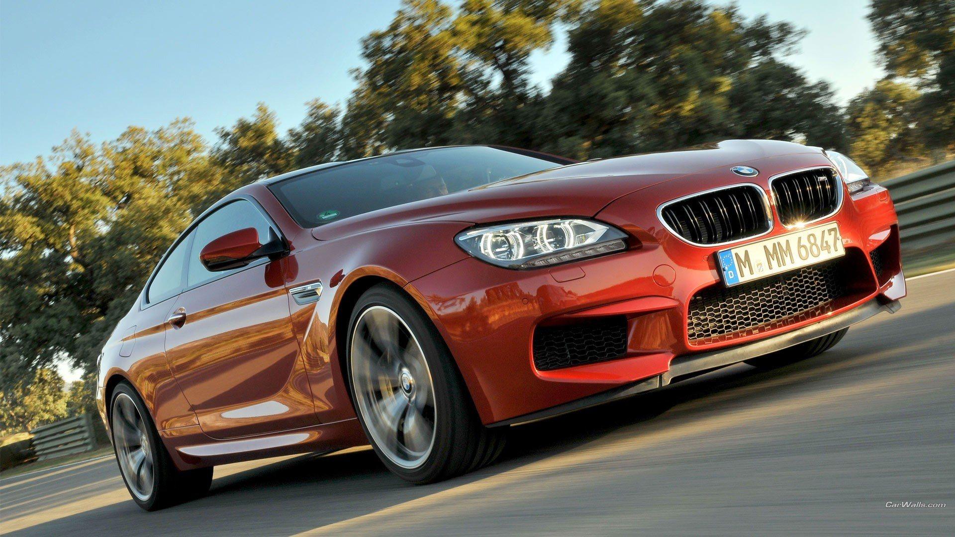 BMW M6 Sports Cars