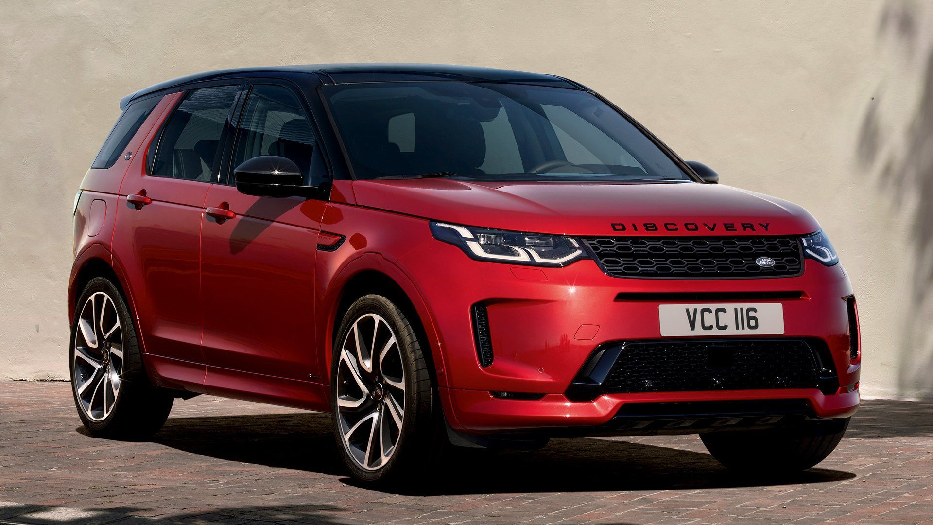 Land Rover Discovery Luxury SUV