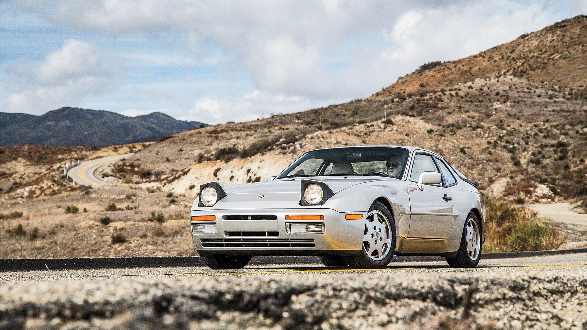 Porsche 944 Sports Car