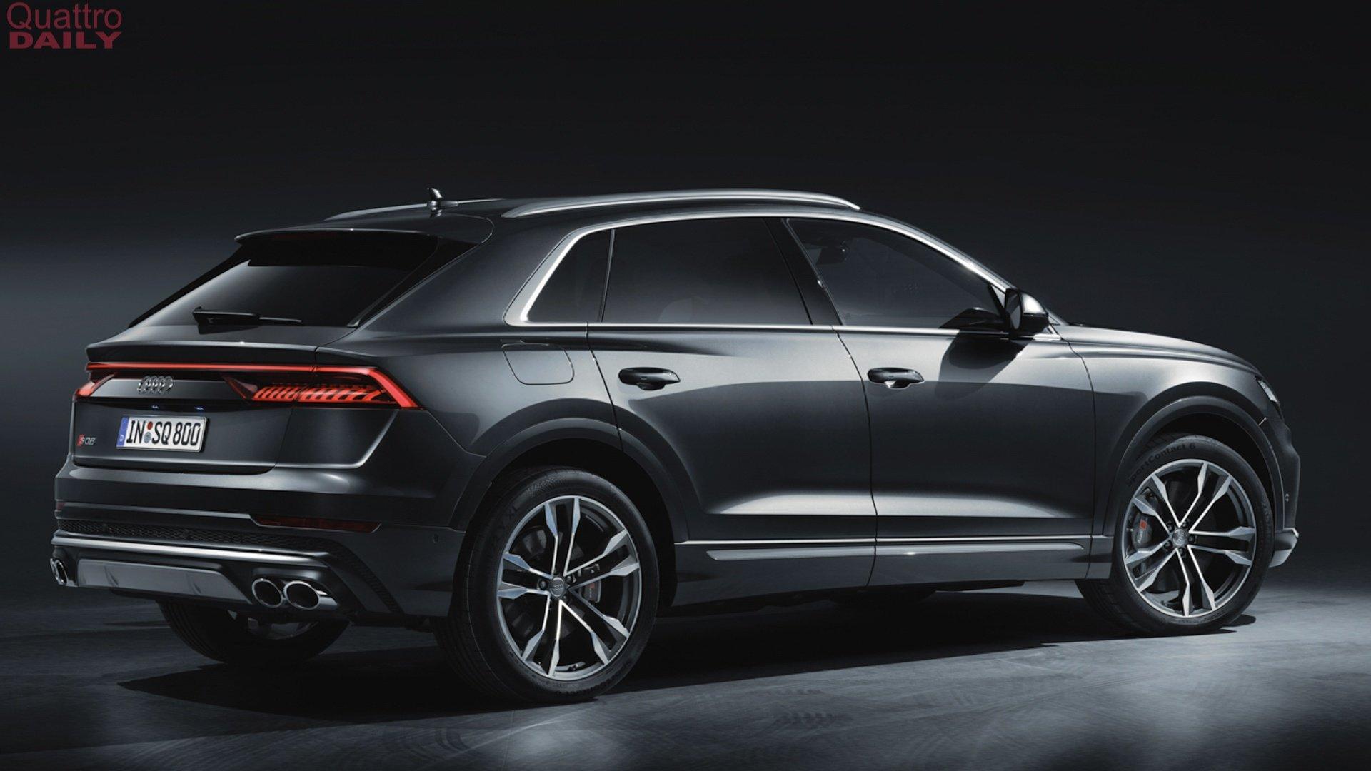 2020 Audi RS Q8 Toronto