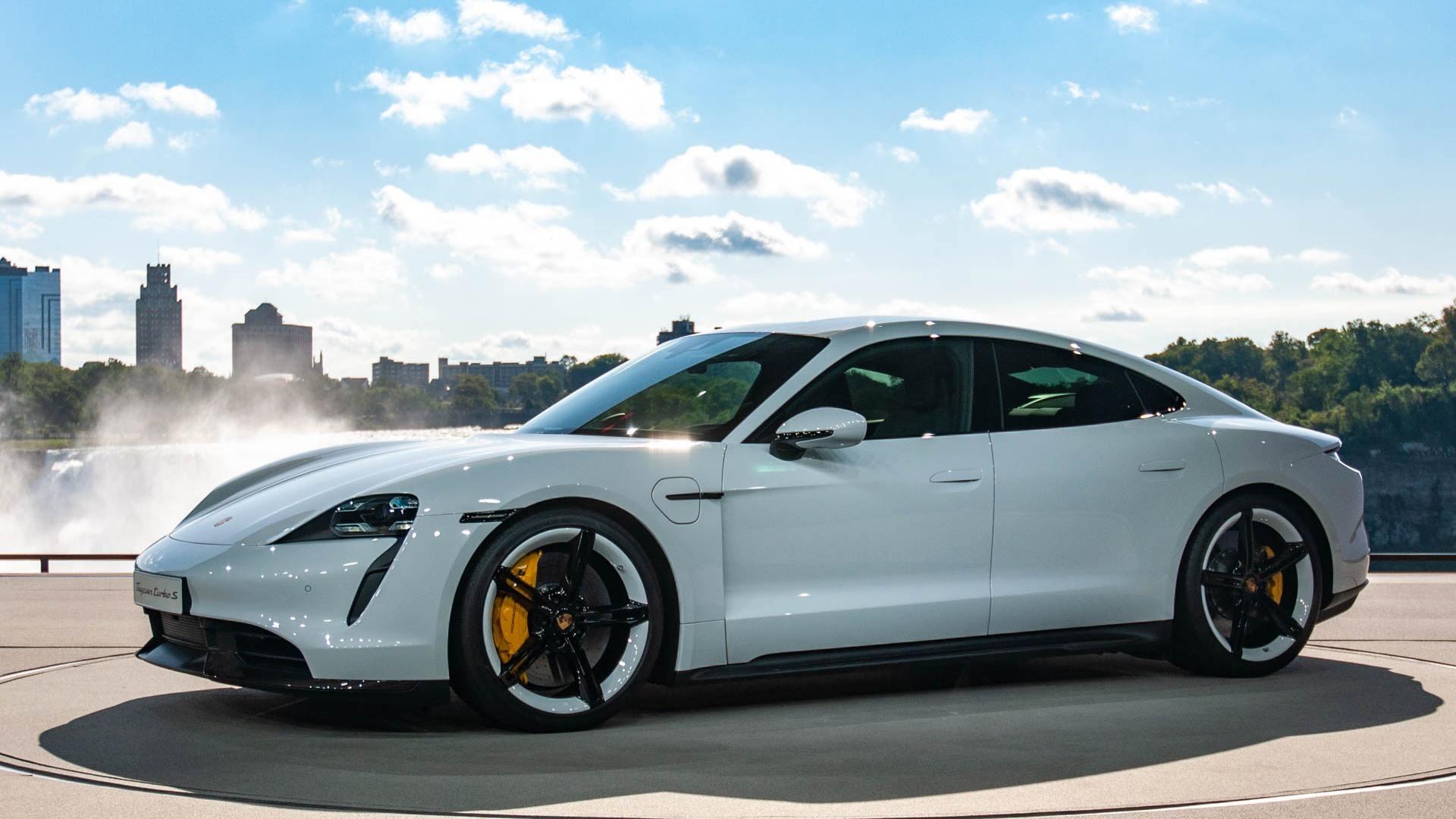 2020 Porsche Taycan Toronto