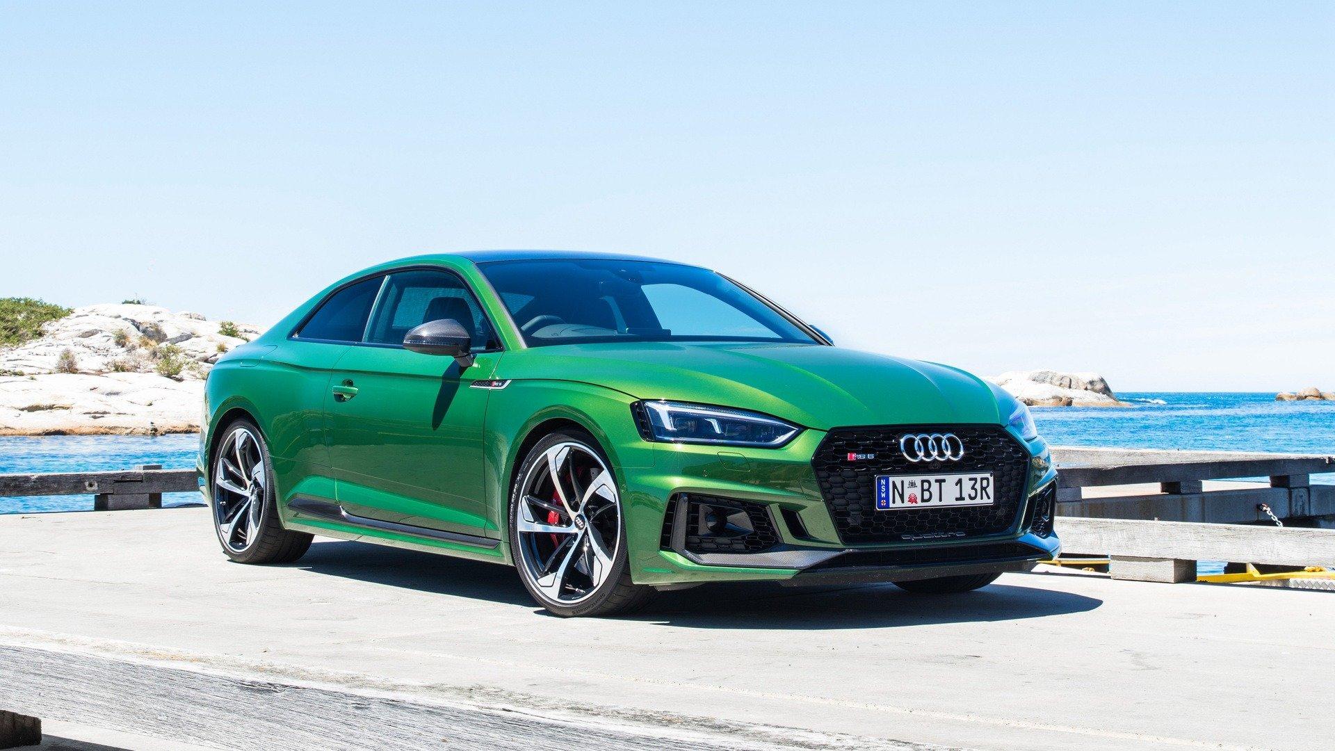Audi RS5 Toronto