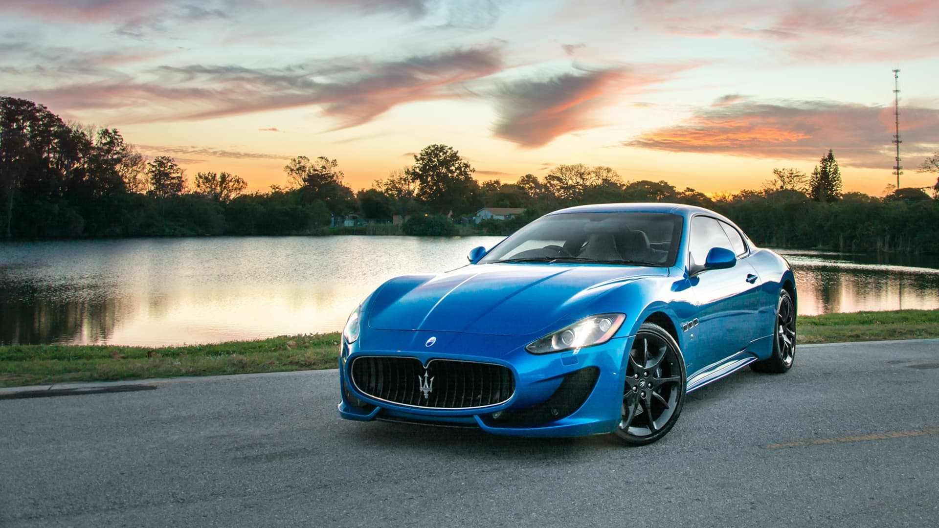 Maserati GranTurismo Toronto