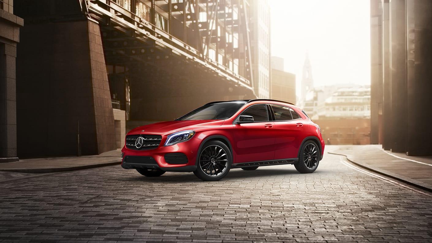 2020 Mercedes-Bnez GLA 250