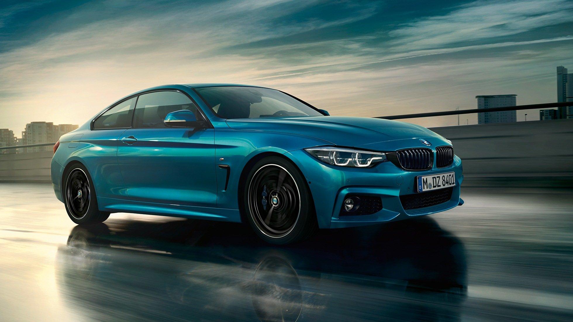 BMW Coupes - 2020 BMW 4-Series