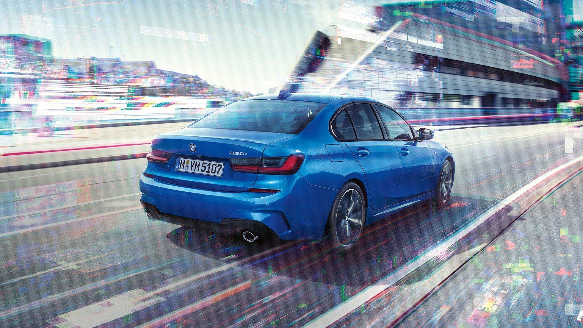 BMW Sedans - 2020 BMW 3-Series
