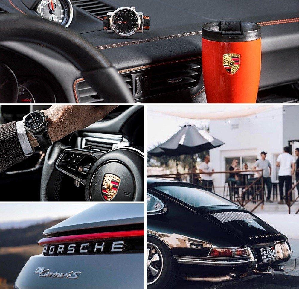 Porsche Lifestyle merchandise