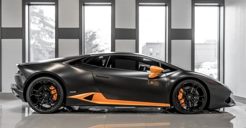 Lamborghini faraz sales