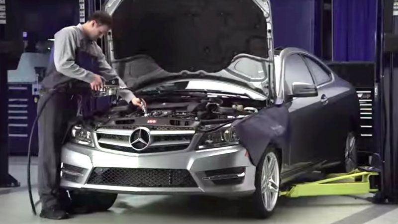Mercedes Benz Faraz Sales